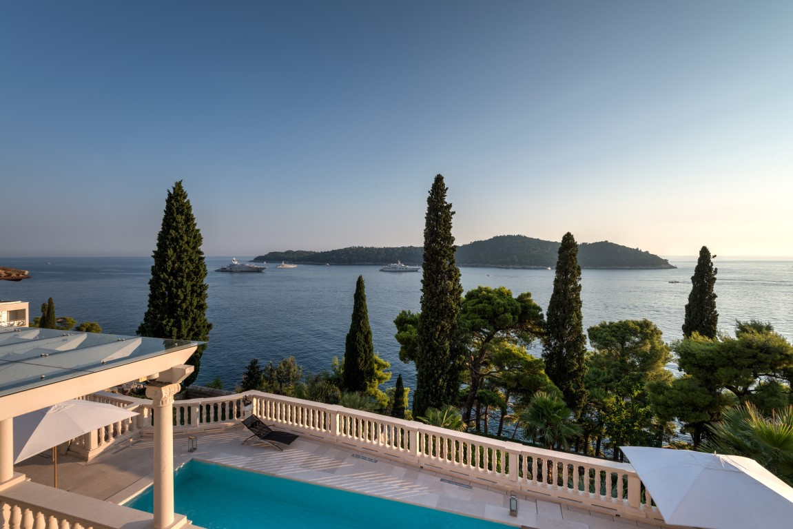 Wedding villa in Dubrovnik