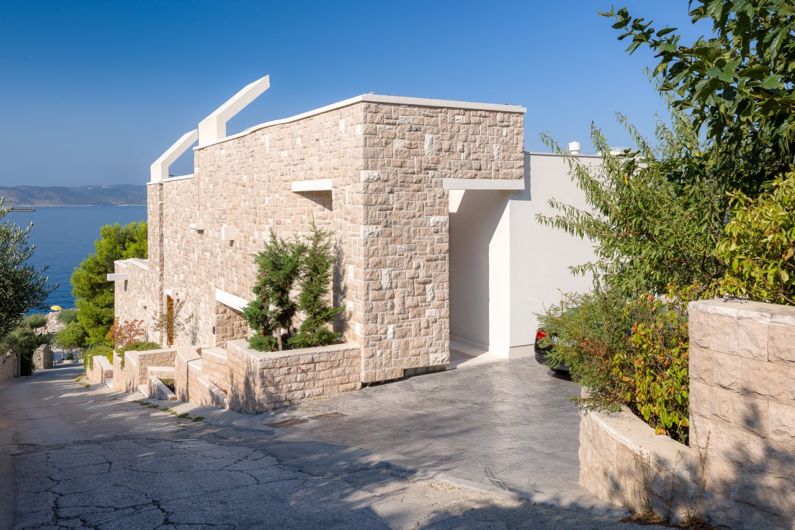 Sea view luxurious villa in Brela, Makarska