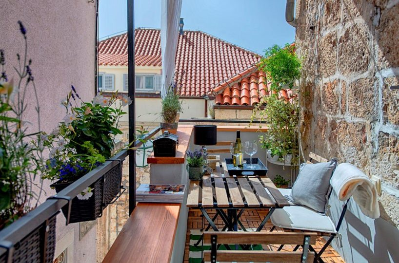 Apartment Historic Hvar - Luxurious apartment in the center of Hvar town
